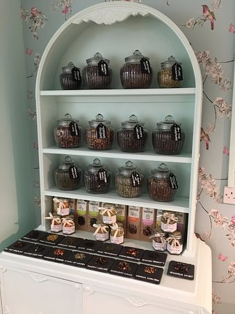 Margaret S Tea Rooms Lincoln