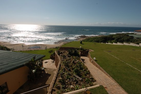 Umzumbe, South Africa: View from lounge