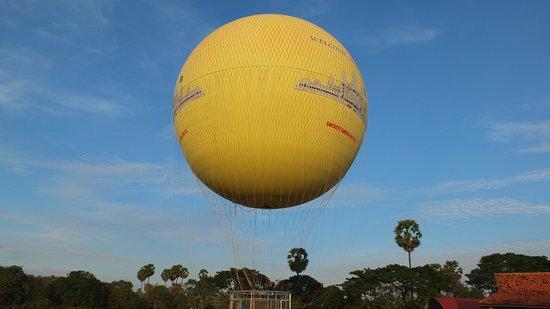 Sokha Yellow Balloon