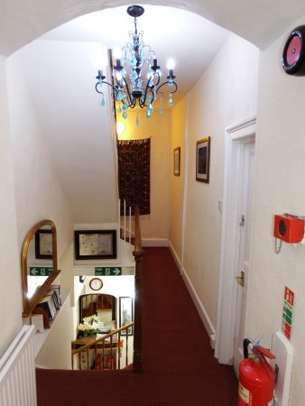 Tiverton, UK: 1st Floor landing