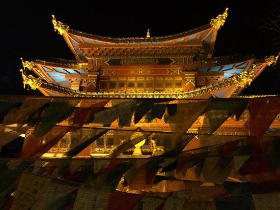 Shangri-La County, Kina: Beautiful night