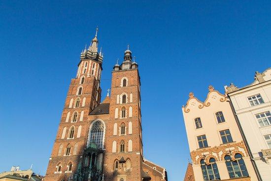 Novotel Krakow Centrum : Kraków - Marian Church