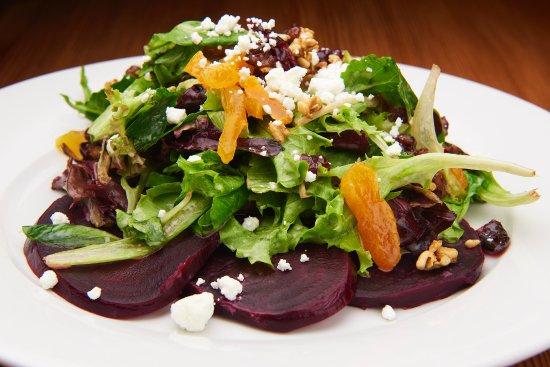 Morristown, Nueva Jersey: Beet Salad