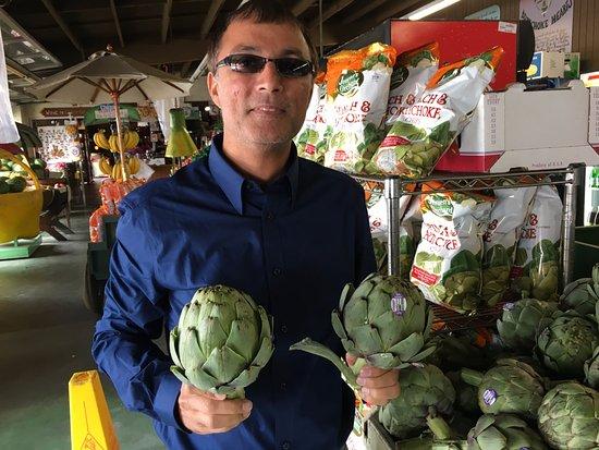 Castroville, Californien: Artichoke Shop