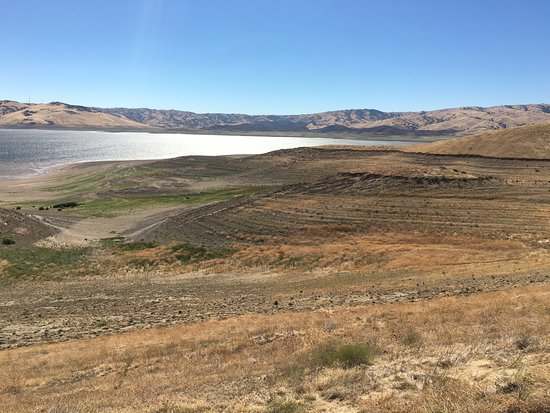 Gustine, Californien: San Luis Reservoir State Recreation Area