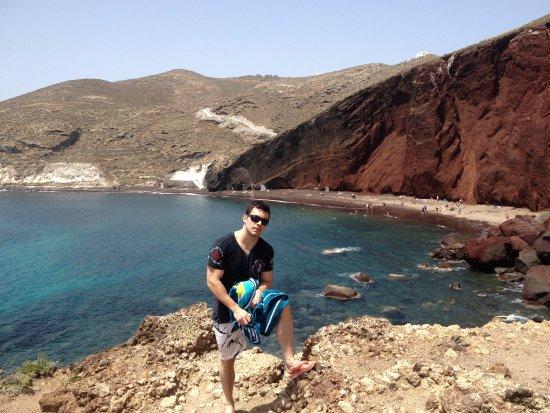 Red Beach: Playa