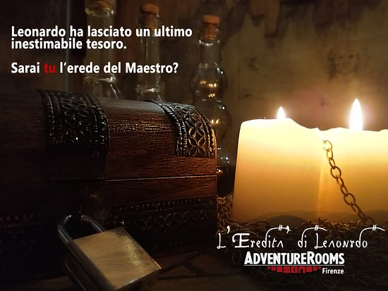 Adventure Rooms Firenze