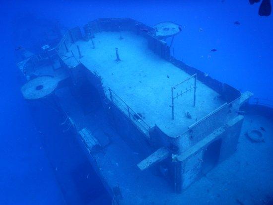 Kittiwake Shipwreck & Artificial Reef: USS Kittiwake