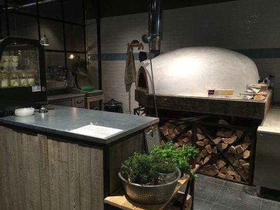 Hoofddorp, Niederlande: PizzaWorks