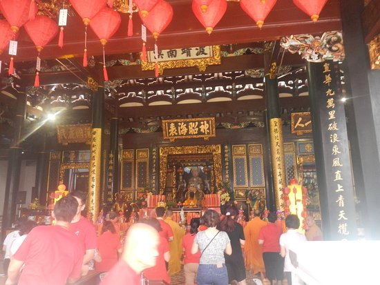 Photo of Tourist Attraction Thian Hock Keng Temple at 158 Telok Ayer Street, Singapore 068613, Singapore