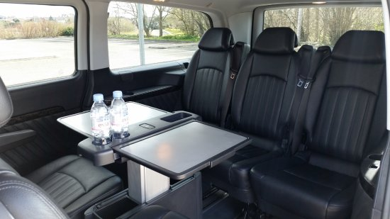 interior of mercedes viano picture of kudos executive. Black Bedroom Furniture Sets. Home Design Ideas