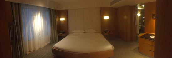 Grand Hyatt Singapore: Bedroom