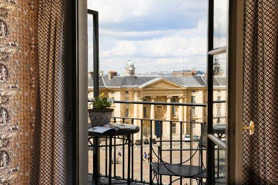 Hotel des Grands Hommes: Junior Suite Romantique Terrasse