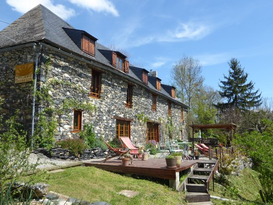 Галей, Франция: L'Ancienne Bergerie chambres d'hôtes / bed and breakfast