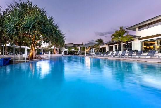 RACV Noosa Resort: Heated Lagoon pool