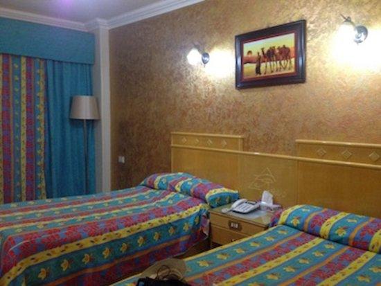 Horus Resort Menia Bild