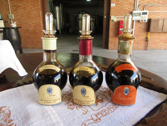 Italian Days Food Experience: Beautiful Balsamico - From the Source!