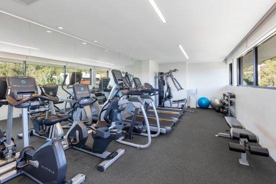 RACV Noosa Resort: Resort Gym with latest equipment