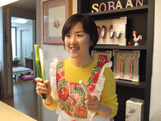 Sobaan Korean Cooking Class