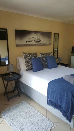 Ermelo, South Africa: Oryx Room
