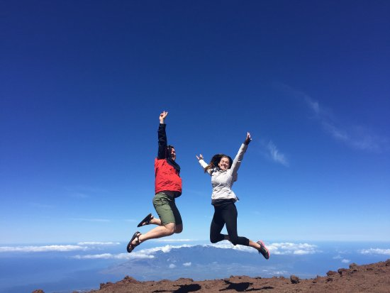 Paia, Hawái: On Top of the World!