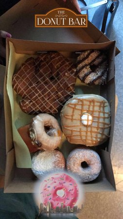 Donut Bar: I think it's over rated