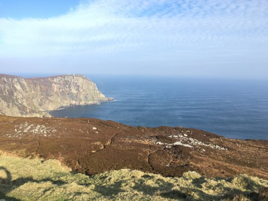 Dunfanaghy, Ireland: View point