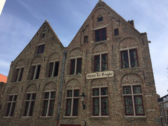 Hotel Ter Brughe: Hotel front