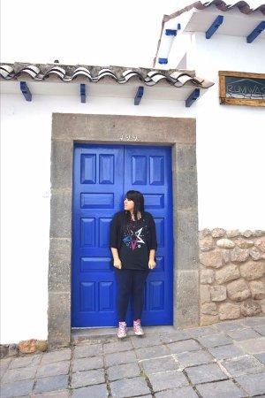 La puerta de Wasi