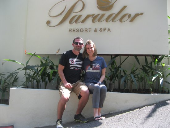 Hotel Parador: We have arrived