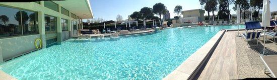 Hotel Abano Verdi Terme: piscina