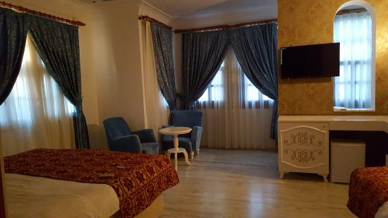 Urcu Hotel: My lovely room :-)