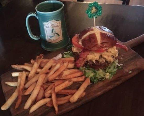 Sydney, Canada: Specialty Burger for Burger Week