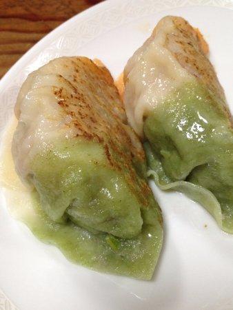 Naniya: 三色大餃子