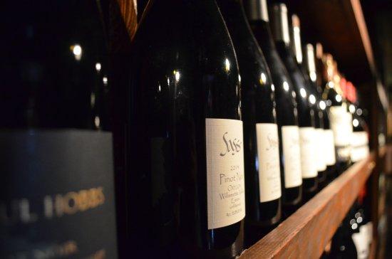 Hot Springs, VA: Visit our wine vault!