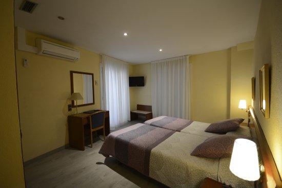 Hotel Trave : Habitación Doble Standard