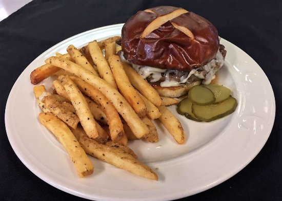 Wisconsin Rapids, WI: burgers