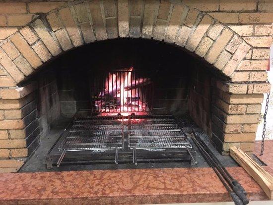 Salgareda, Italia: il nostro forno a legna