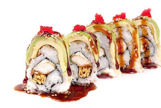 Rollo Express rollo merito especial picture of sushi express quito