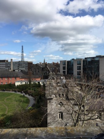 Chester Beatty Library: from the roof top garden