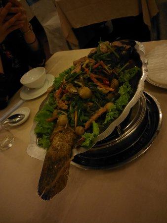 Quy Nhon, Wietnam: hotel 's seafood