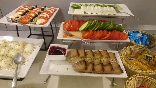 Hotel Alexander II : Desayuno..