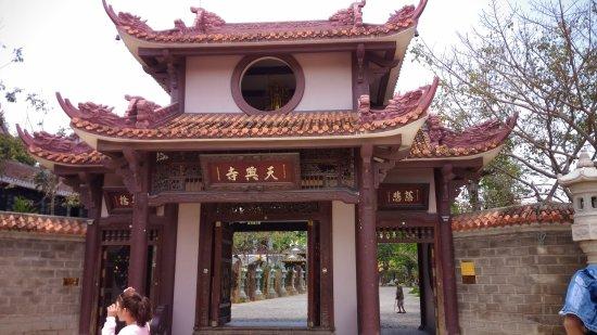 Quy Nhon, Wietnam: Thien Huong temple