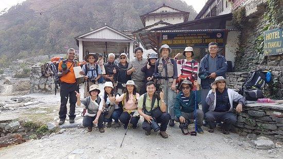 Kathmandu Valley, Nepal: Starting point for the trek