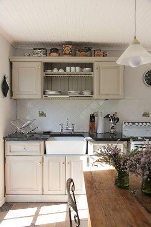 Overberg District, Sudafrica: Farmhouse Kitchen