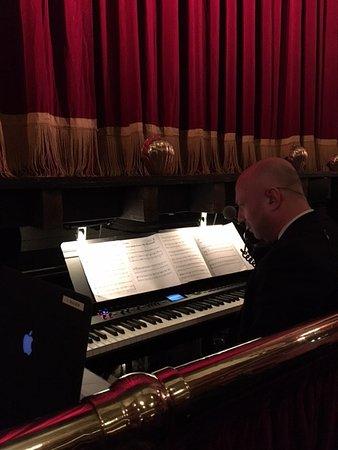 Royal Alexandra Theatre: Conductor