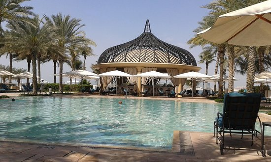 The Palace at One&Only Royal Mirage Dubai: Pool and Pool Bar