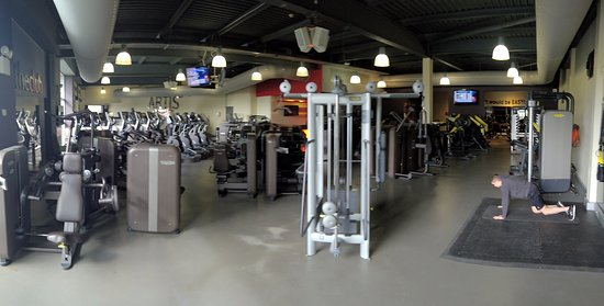 The Club @ Cadbury House: gym