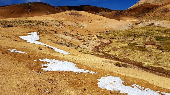 Andagua, Peru: The moon landscape