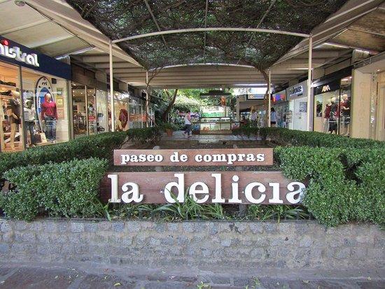 Paseo de Compras La Delicia